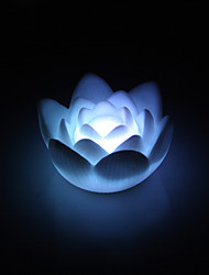 Veilleuse LED en Forme de Lotus
