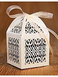 Стильная коробка с филигранью, набор из 12 шт. (больше цветов)
