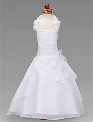 LUCILA - Robe de Communion Mousseline