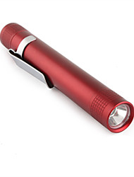 MXDL XT-7119 1-Mode LED Flashlight (1x10440/1xAAA, Red)