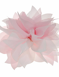 Gorgeous Chiffon Wedding Bridal Flower/ Corsage/ Headpiece