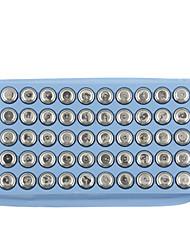 Pilas de Botón LR44 (50 Piezas)