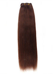 "100% Indian Remy Hair 22 ""machine faite yaki de trame 26 couleurs au choix"