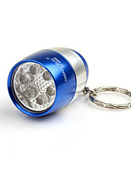 White LED Ultra Bright LED Torch(Blue)