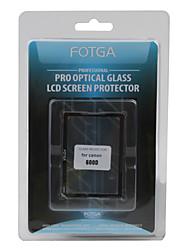 fotga Premium-LCD-Screen-Panel protector Glas für canon eos 600d