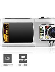 andes - 1080p hd câmera para esportes de ação, com ecrã LCD de 2,5 polegadas