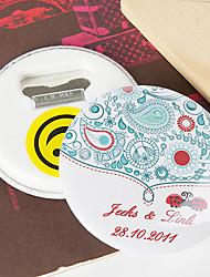 Personalized Bottle Opener/Fridge Magnet - Ladybug (set of 12)
