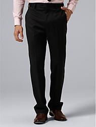 sur mesure pantalon de costume noir