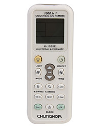 Universal IR Air Conditioner Remote Controller (K-1028E)
