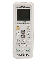 universal de ir a control remoto del aire acondicionado (k-1028e)