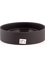 Kamera Gegenlichtblende (Gummi) 67mm