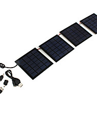 Foldable Solar Charger for Cellphones