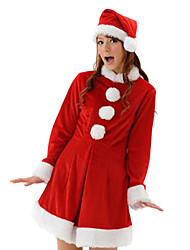 Christmas Costume - Cute Christmas Girl Costume