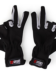 pesca profesional guantes antideslizantes