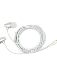 Earphone with Microphone for iPhone, iPad & Other Cellphone