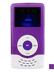 Biscuit - 1.2 Inch MP3 Player with LCD Screen(FM Radio TF Card)