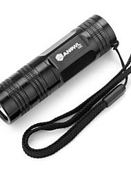 Torce LED / Torce LED 1 Modo 180 Lumens 16340 / CR123A Cree XR-E Q5 Batteria Altro