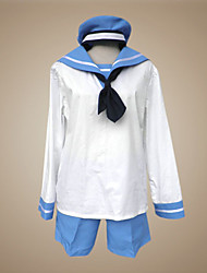 Inspired by Hetalia Sealand Anime Cosplay Costumes Cosplay Suits School Uniforms Patchwork Long Sleeve Cravat Top Pants Cap For Male