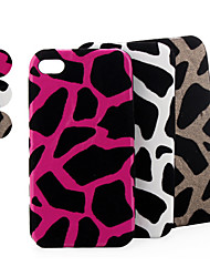 Leopard Print Polycarbonate Case for iPhone 4 / 4S