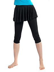 Bottoms Women's Polyester Natural