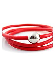unisex bracelete de ônix com esferas (mais cores)