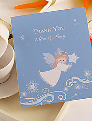 Thank You Card - Little Angel (Set of 50)