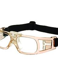 Basto-se adapta a todas especificações de basquete drible de futebol óculos sem lente óculos (3 cores disponíveis)