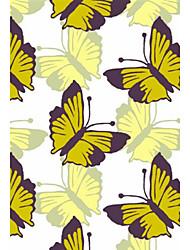 Шерсть подключили ковров области с бабочки 4 '* 6'