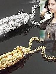 кристалл жемчужина горох ожерелье