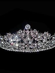 Women's Alloy Headpiece-Wedding Special Occasion Tiaras