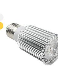 Faretti 3 LED ad alta intesità PAR E26/E27 6 W 540 LM K Bianco caldo/Luce fredda AC 85-265 V