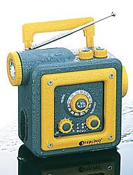 чрезвычайных самостоятельно Powerd радио (рукоятки)