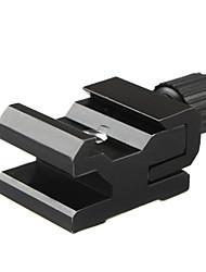 """chaude adaptateur pour pied de griffe porte-flash avec la vis """"1/4 -20 trépied"""