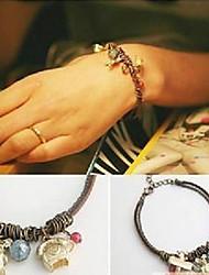 Dangling Bear Bracelet