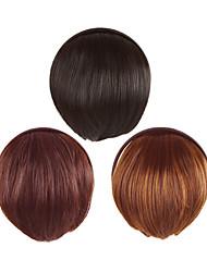 banda para la cabeza tipo de pelo sintético Bang 3 colores disponibles