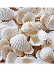 décoration de mariage de plage de table coquillage thème de douche décorations (pack de 90)