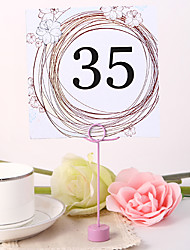 Place Cards and Holders Square Table Number Card - Innocent Age