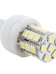 4W G9 LED-maissilamput T 27 SMD 5050 300 lm Neutraali valkoinen AC 220-240 V