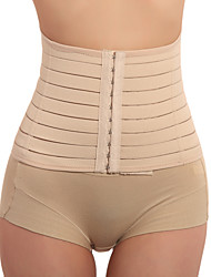 Women's Underbust Corset Nightwear,RetroMedium Beige Women's