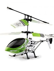 3 Channels Remote Control Alloy Indoor Helicopter(YX02730)