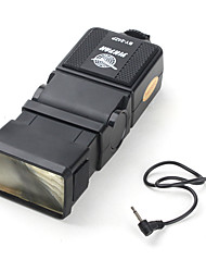 Electronic Flash Speedlight with Rotatable Zoom Flash Head