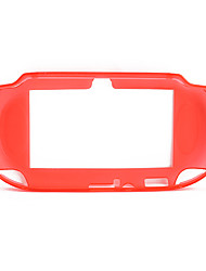 étui en silicone transparente de protection pour ps vita (couleurs assorties)
