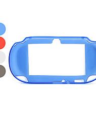 capa de silicone transparente protetora para ps vita (cores sortidas)