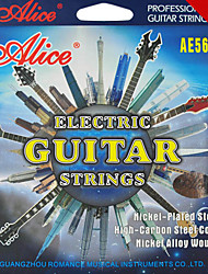 Alice - (AE568-SL) Nickel-Plated Steel Electric Guitar Strings (009-042)