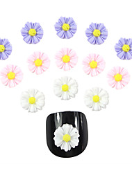 Sunflower Nail Art/Nail Sticker(20Pcs)