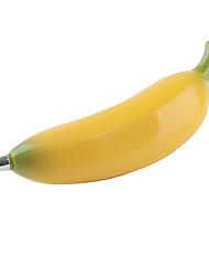 caneta forma de banana com ímã