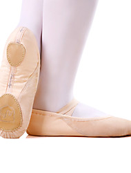 Canvas Flats Ballet Dance Performance Shoes For Women (More Colors Available)