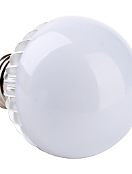 E27 4W 400lm 3000-3500K warmweiß led ball (85-265V)