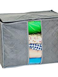 stoccaggio sacchetto trasparente per biancheria da letto