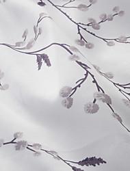 полиэстера реактивной печати простой ткани